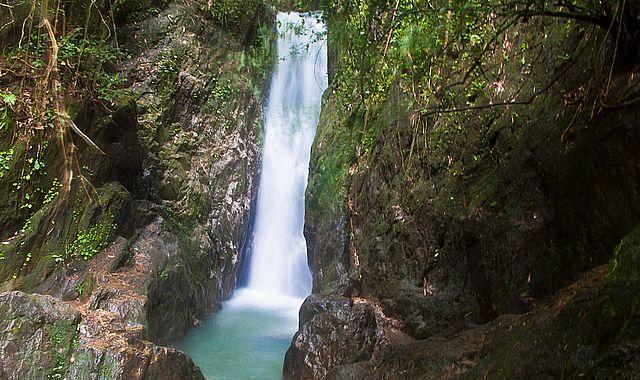 банг пэ водопад