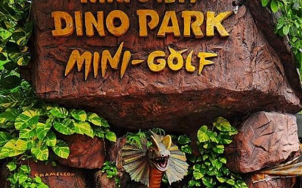Парк развлечений Дино Парк (Dino Park) на острове Пхукет