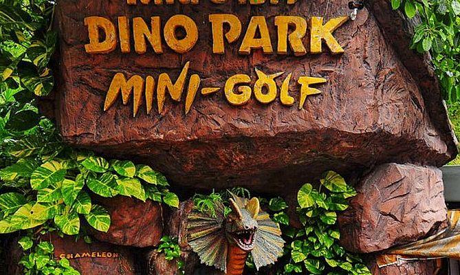 迪诺公园普吉岛