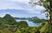 Морской национальный парк Анг Тонг (Ang Thong Marine Park)
