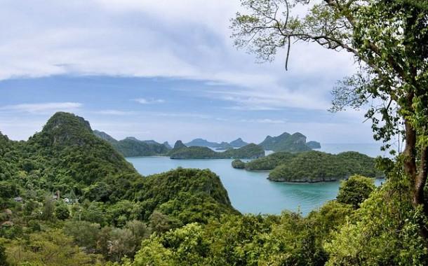 Национальный парк Анг Тонг в Таиланде