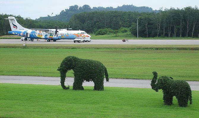 Trat_Airport