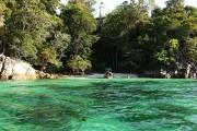 Остров Ко Мук (Koh Mook или Koh Muk) - потерянный рай Таиланда