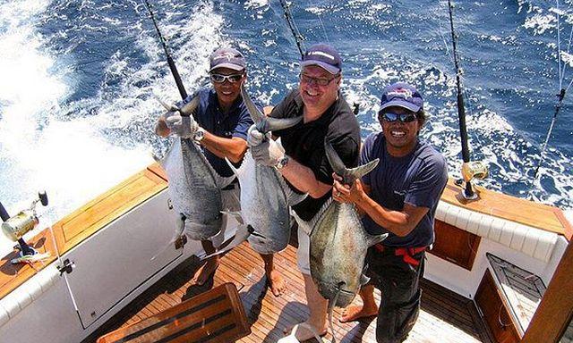 рыбалка пхукет