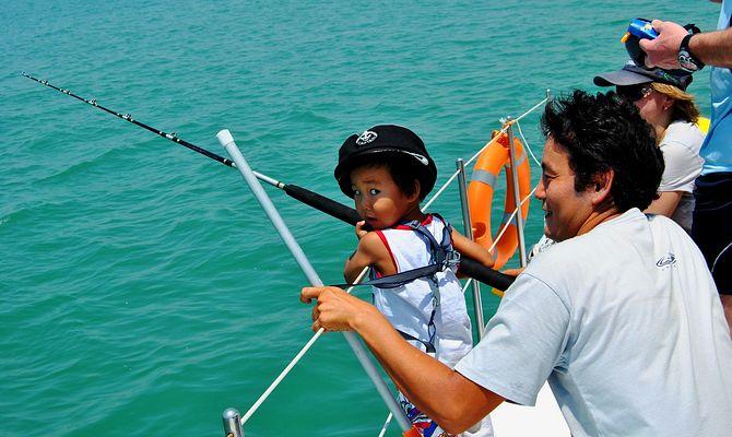 рыбалка таиланд