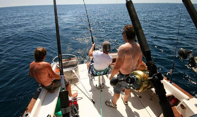 рыбалка- тайланд