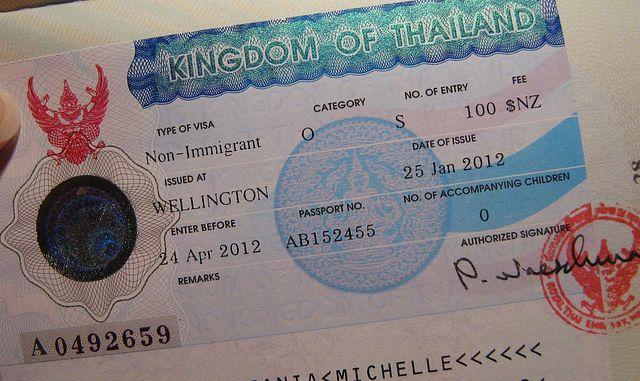 тай и вьетнам виза