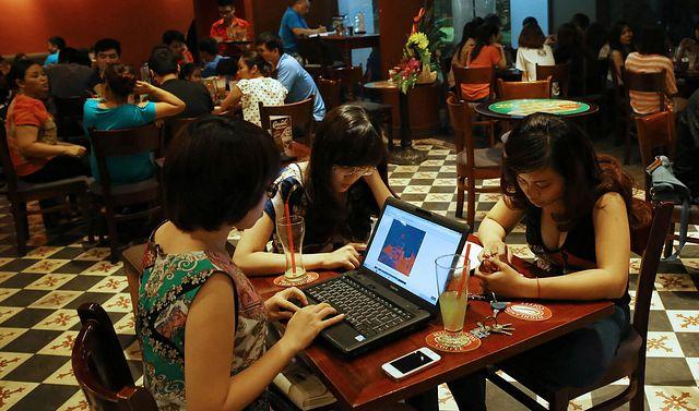 вьетнам интернет