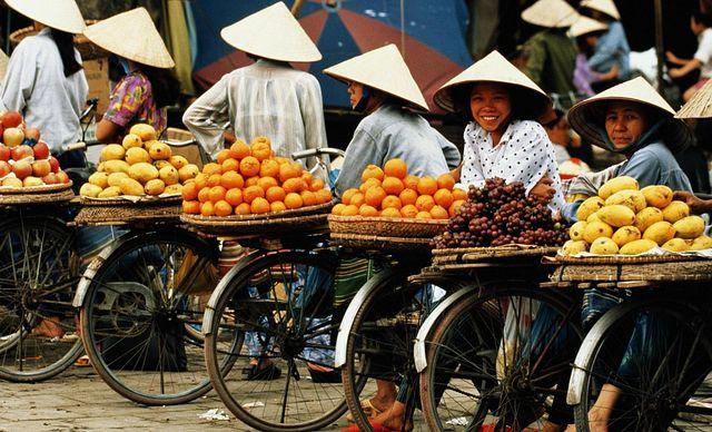 тай и вьетнам питание