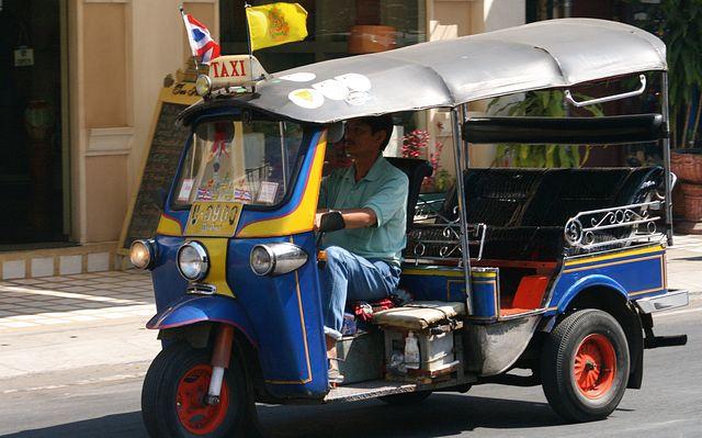 тай и вьетнам транспорт