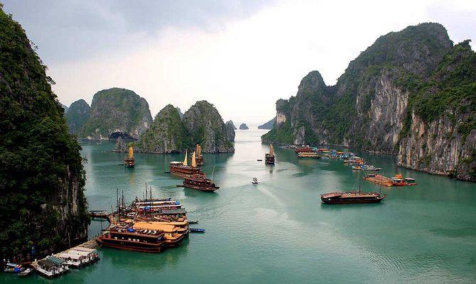 тай и вьетнам