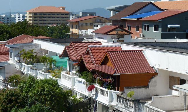 дома в тайланде