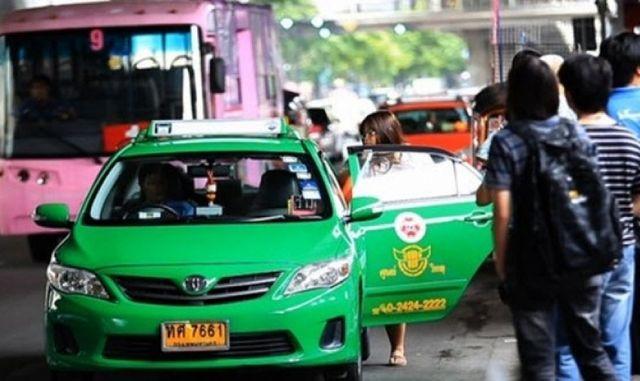 такси в тай