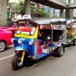 Сколько стоит такси в Тайланде — автомобили, мотоциклы, тук-тук