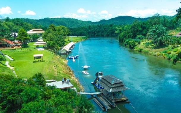 Провинция Канчанабури в Тайланде