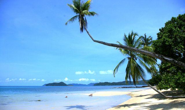 เกาะหมากชายหาด