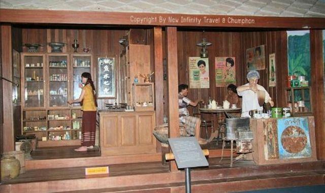 музей чумпхон