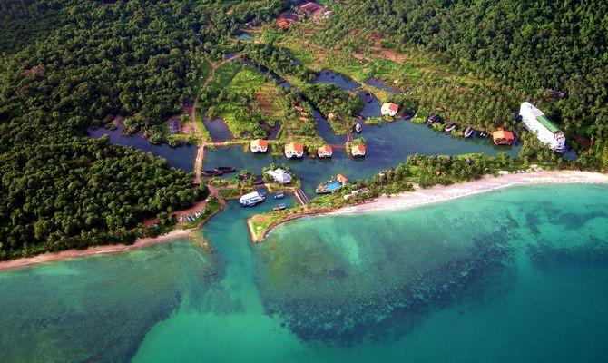 Лучшие места для дайвинга на острове Чанг