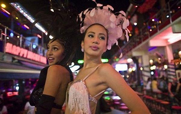 трансы в тайланде