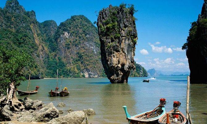 Imagini pentru Insulele Phi Phi in thailand