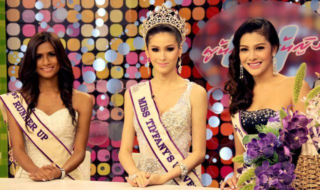 Miss Tiffany's Universe thailand