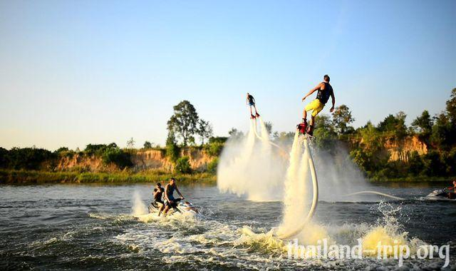flyboard in thailand