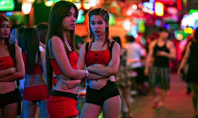 Как отличить девушку в Тайланде