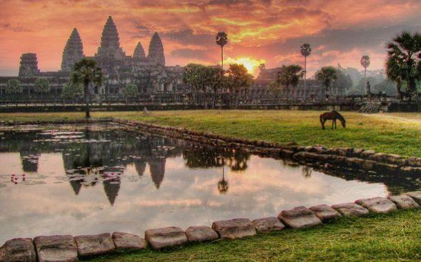 Погода в Камбодже по месяцам - климат в стране