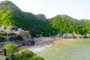 Остров Катба в Бухте Халонг во Вьетнаме