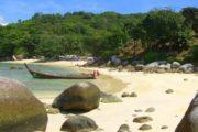 Обзор райского пляжа Paradise Beach на Пхукете