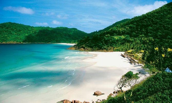 ชายหาดของประเทศมาเลเซีย