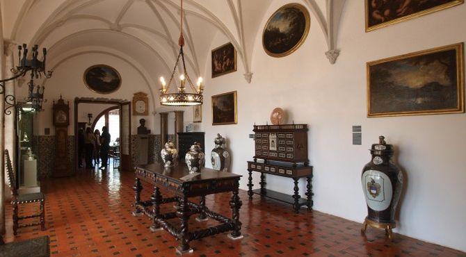 Museu dos Condes de Castro Guimarães2