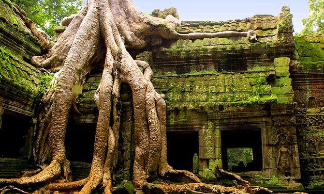 Города Камбоджи, которые стоит увидеть