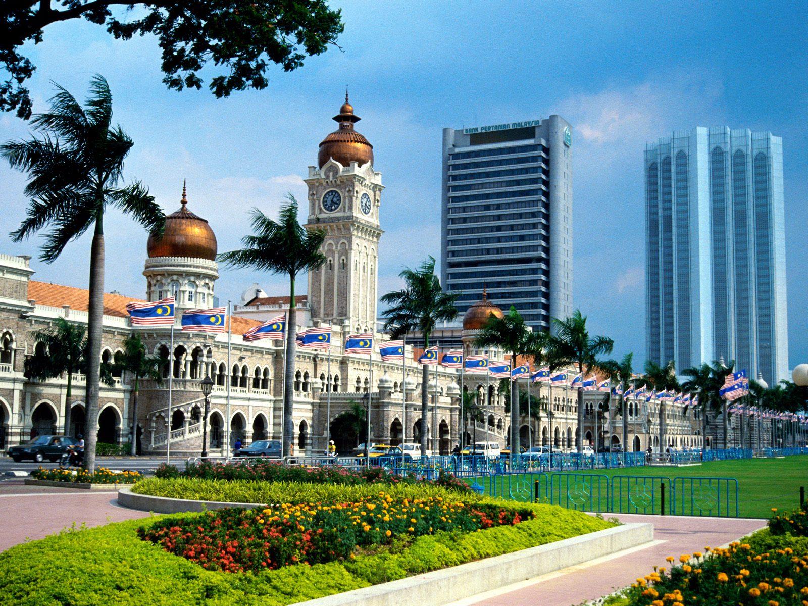 Страховка в Малайзию