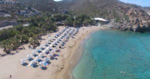 Пляжи острова Крит
