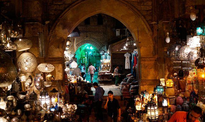 เดือนรอมฎอนในอียิปต์