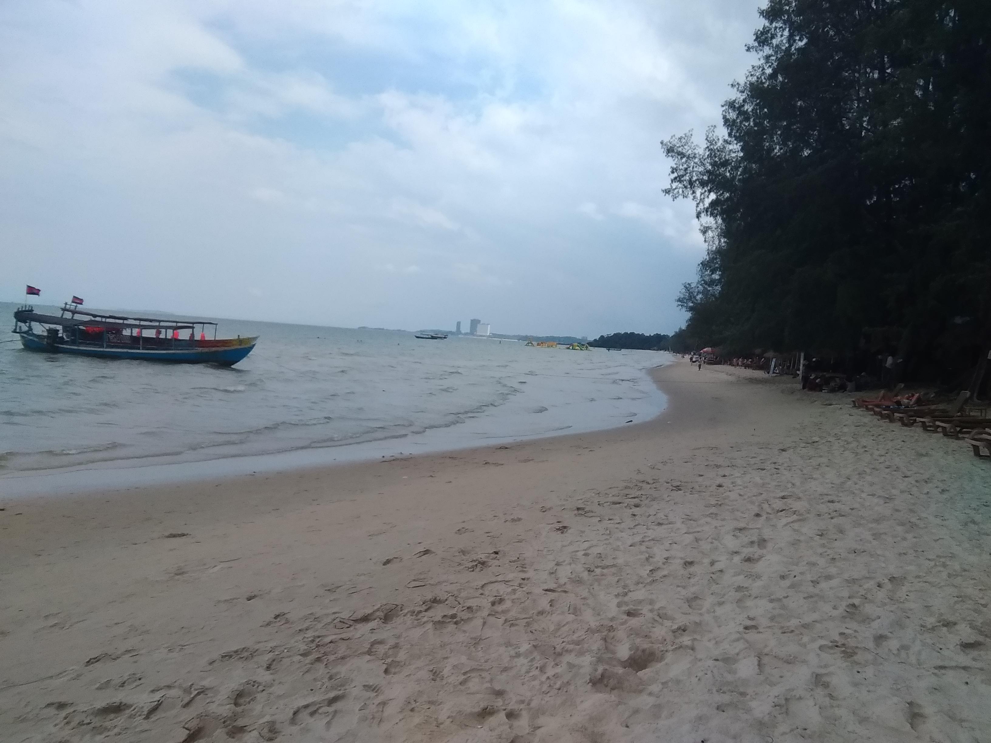 Пляж Сокха, Сиануквиль