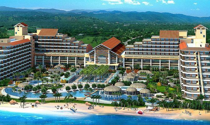 international_resort отель