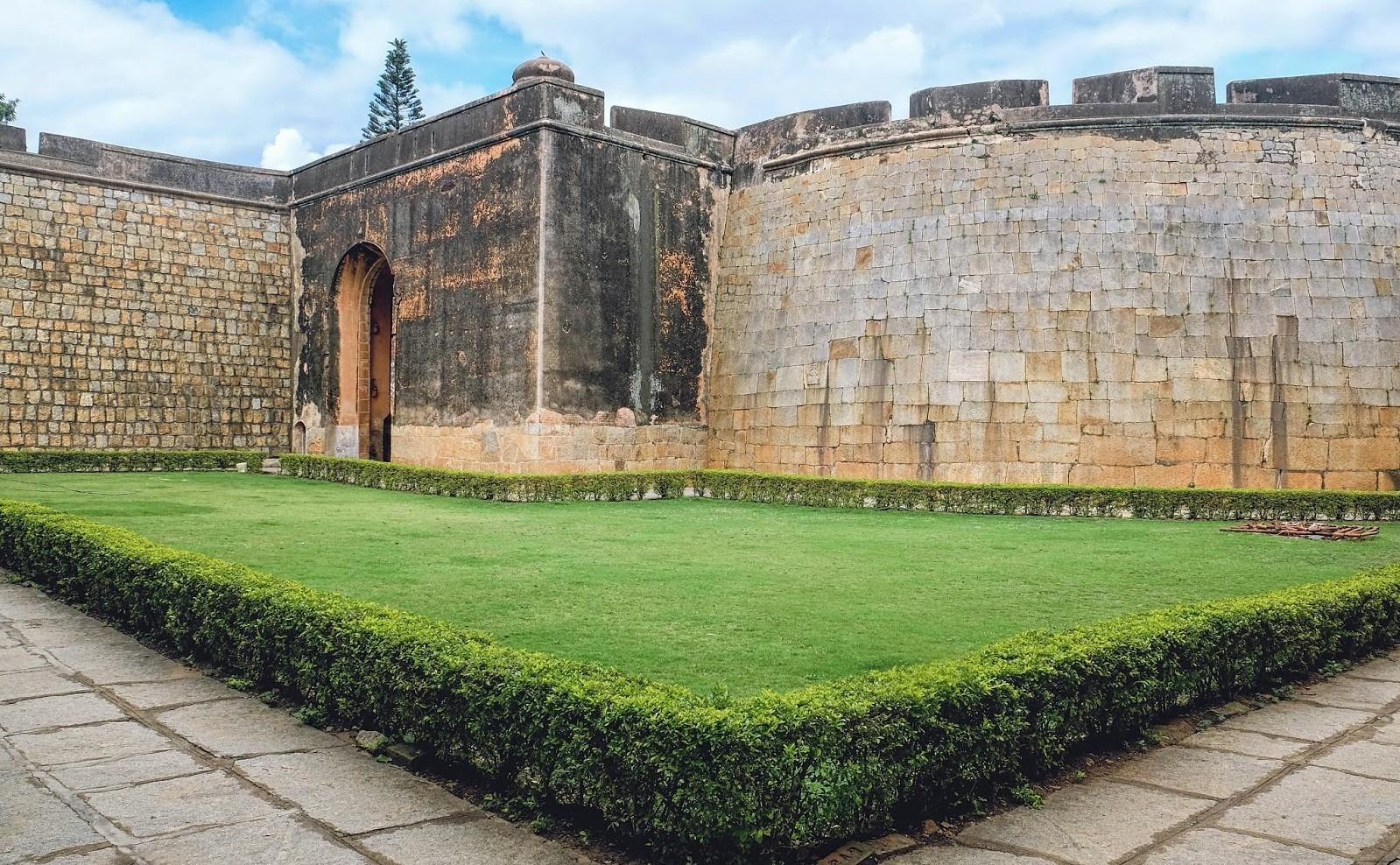 Форт The Tipu's Fort