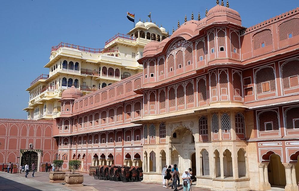 Jaipur Center - Pink City
