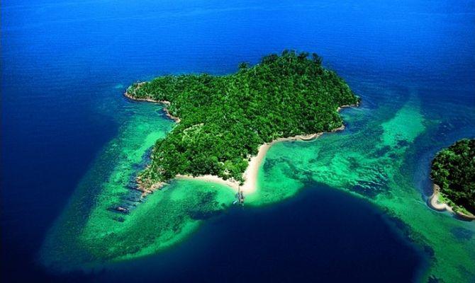 เกาะบอร์เนียว