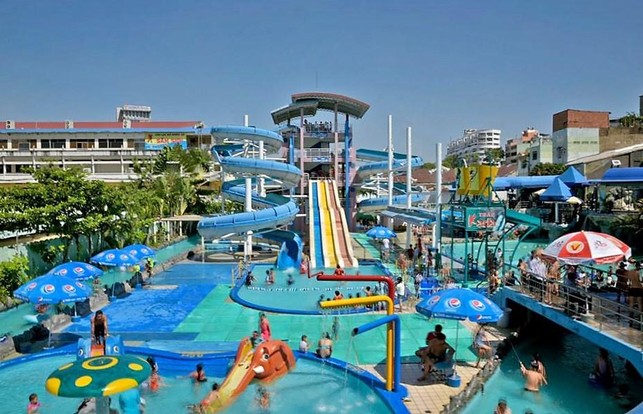 Dai The Gioi Water Park