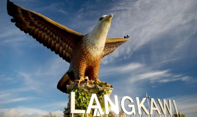 มาเลเซียลังกาวี-Eagle