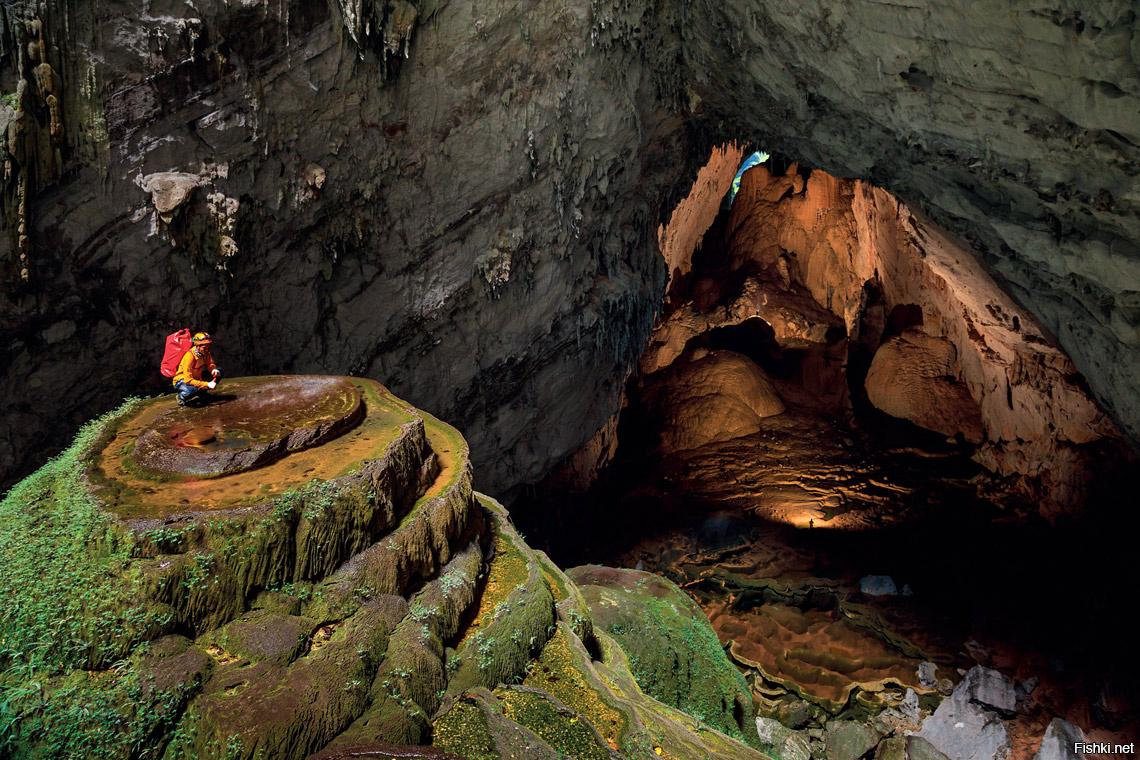 MYSTERIOUS UNDERGROUND WORLD OF THE CAVE OF SHONDONG 2