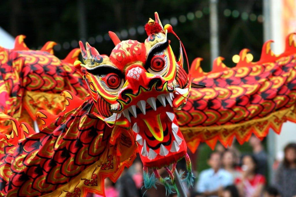 Chinese Lunar New Year in Thailand