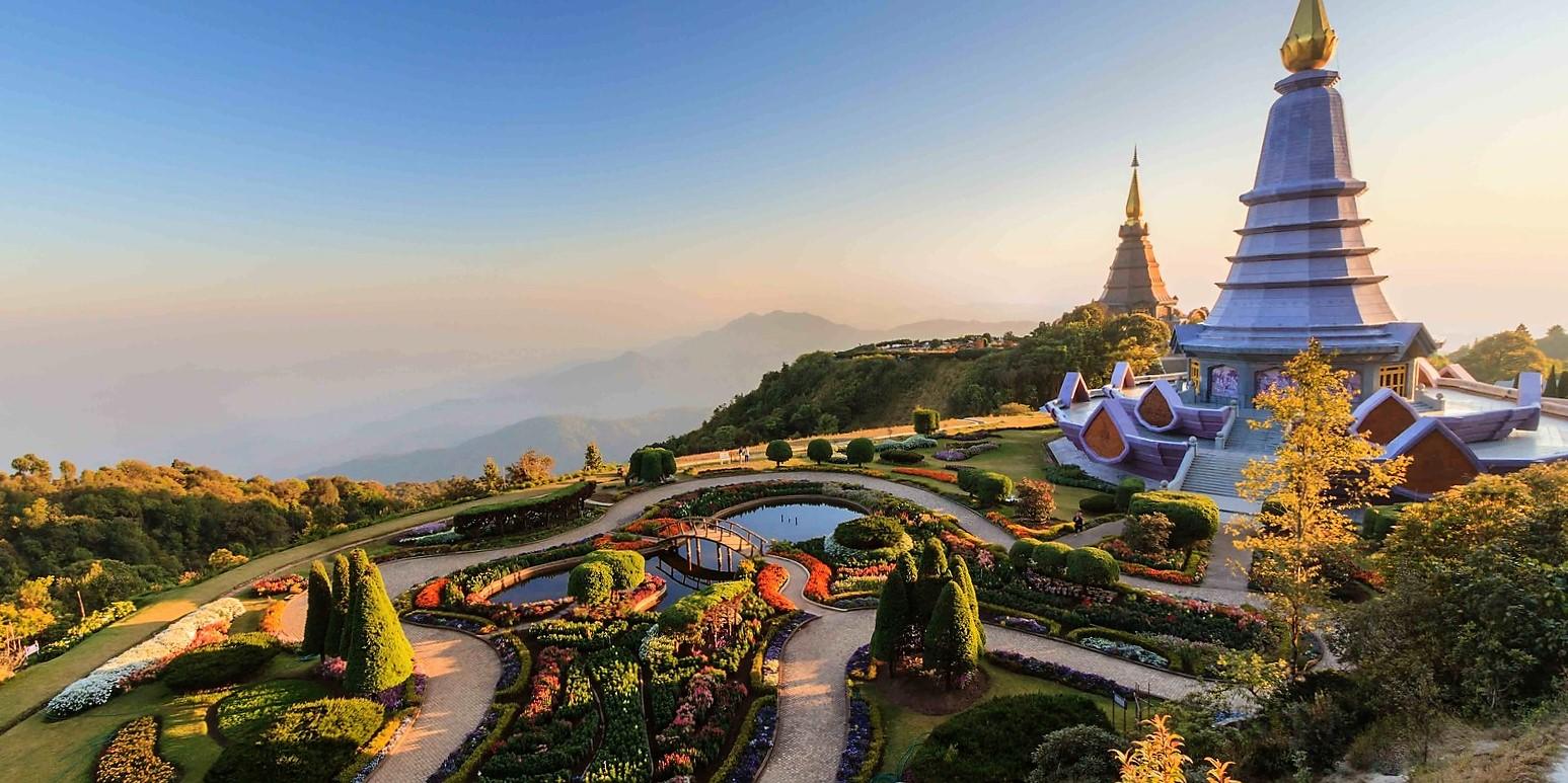 DOI INTHANON. Chiang Mai