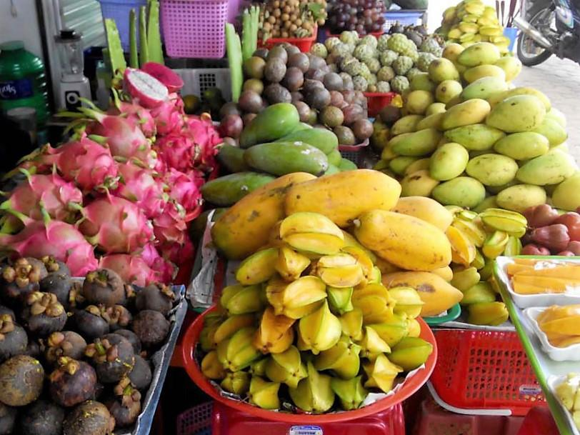 How can you export fruits from Vietnam