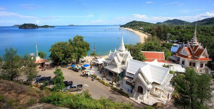 THE PROVINCE CHUMPHON IN THAILAND