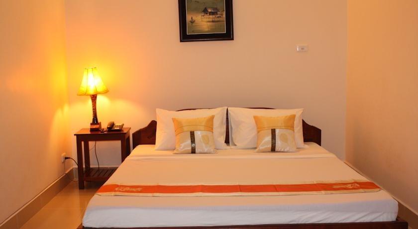 Отель в Камбодже