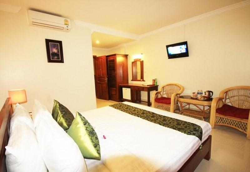 โรงแรมในประเทศกัมพูชา 3 *